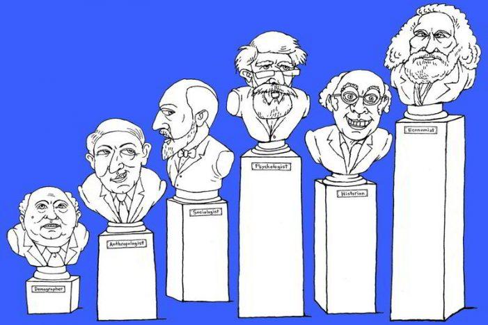 La fraudulenta superioridad de los economistas