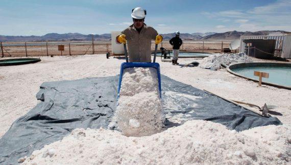 El papel del litio en la guerra comercial