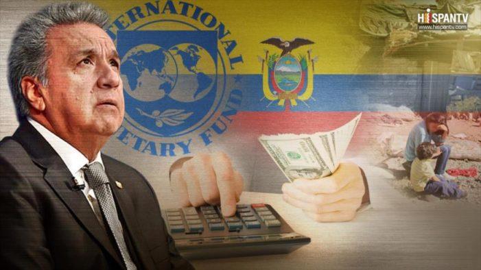 Estancamiento y FMI en Ecuador: atorados en el tiempo
