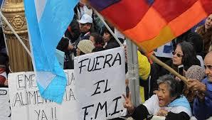Geopolítica de la insostenible deuda argentina